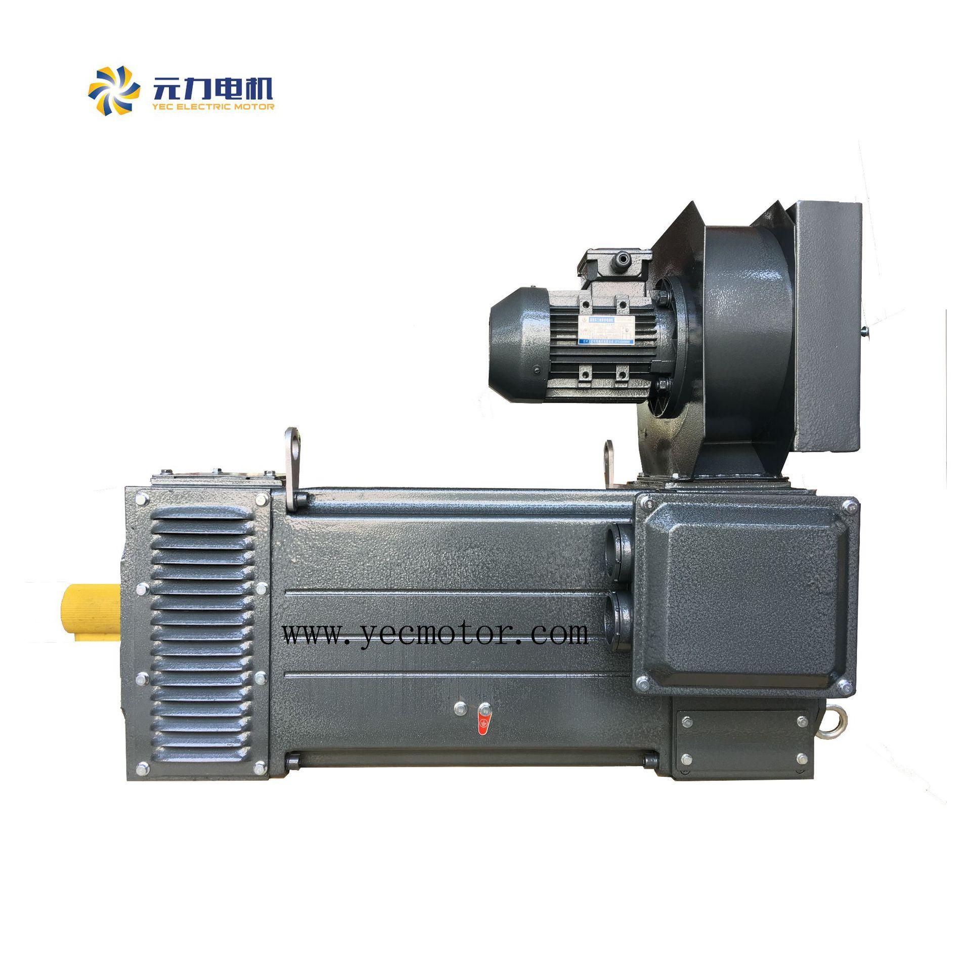 塑料行业专用电机-YSF感应伺服